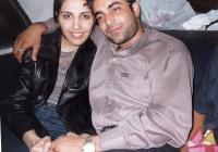 Jassi Sidhu with husband Mithu Singh in 2000